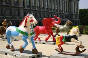 Pastiches, detournements, plagia de vos personnages préférés ! - Page 8 HORSE-Asterix