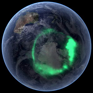 A CIR is Expected to HIT Earth's Magnetic Field - Aurora Displays ALERT Aurora_oval