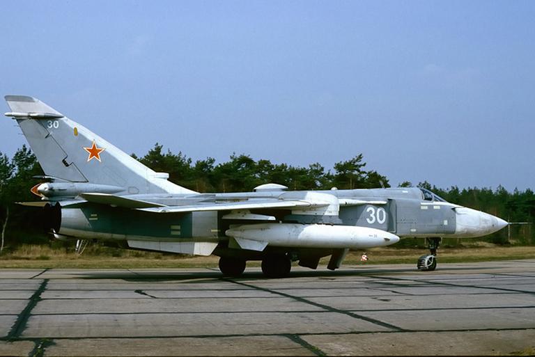 NUEVO SUKHOI SU 34 Sukhoi-Su-24M-Fencer-FA-VVS-JOW-1S