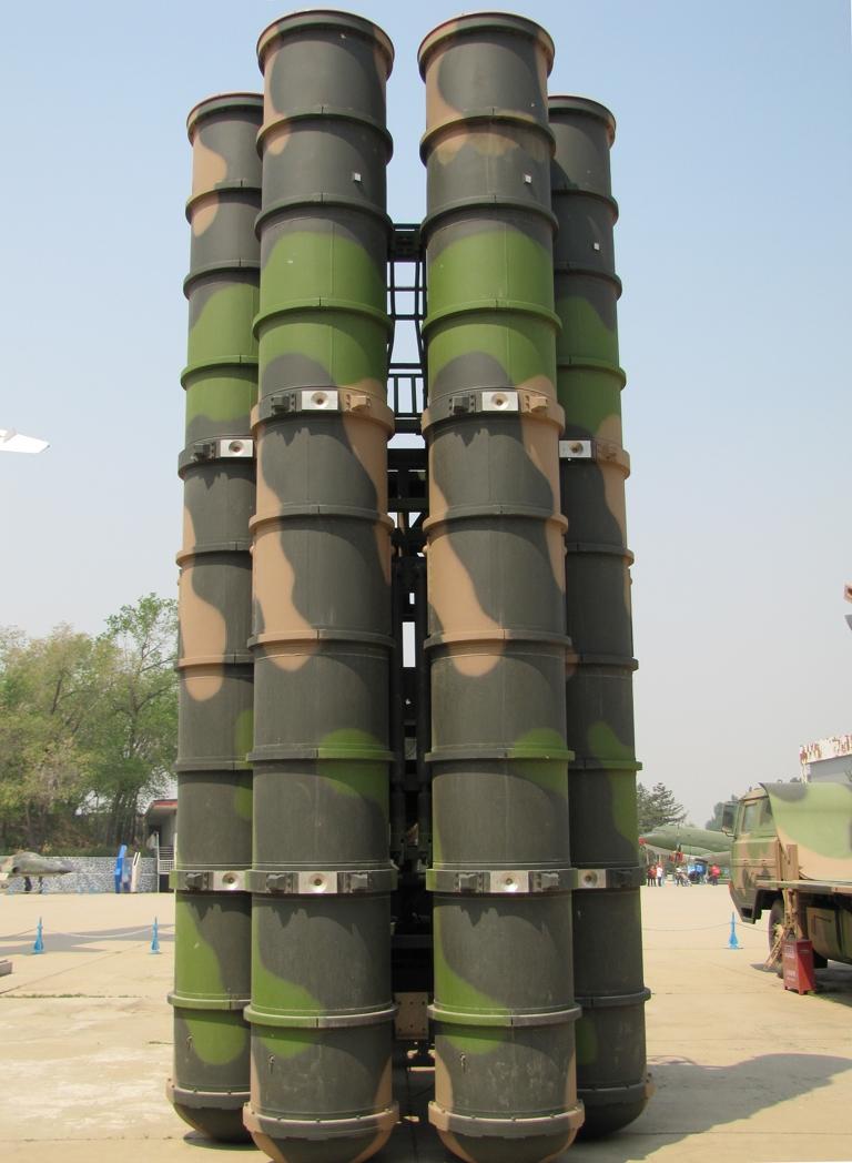 Pakistan-China Military co-operation HQ-9-TEL-Demonstrator-APA-4S