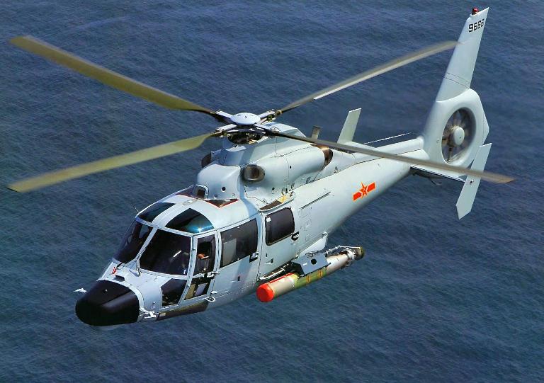 البحرية المصرية....السيناريو الشرقي!!! Harbin-Z-9C-PLAN-2