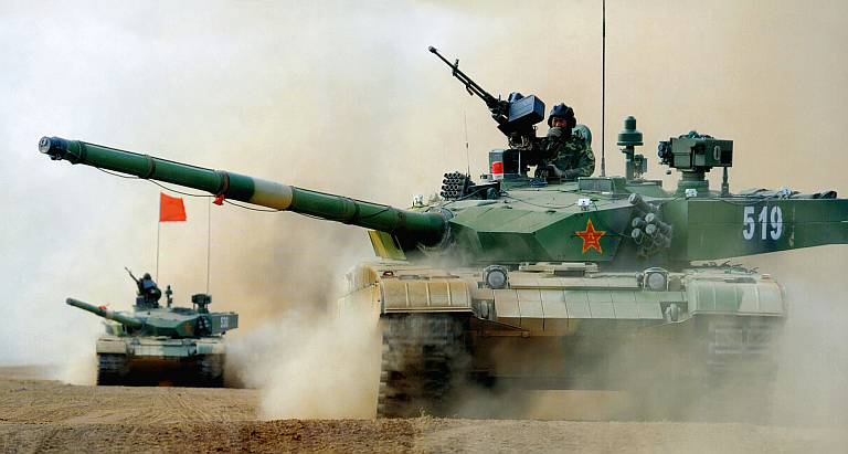 EJERCITO CHINO - Página 2 Type-99-MBT-PLA-1S