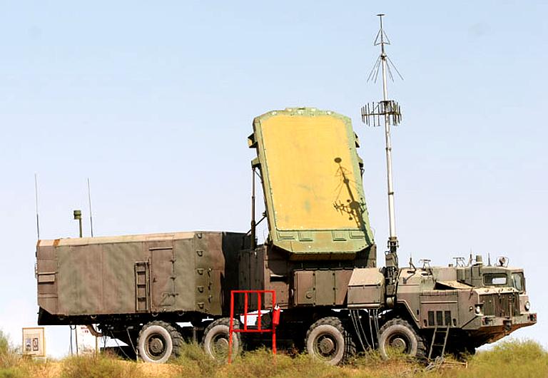"S-350 ""Vityaz"" SAM System - Page 3 30N6E1-Antenna-Deployed-1S"