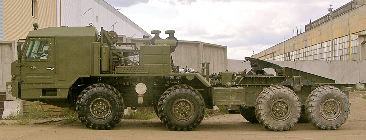 S-500 BAZ-6403-Tractor-3