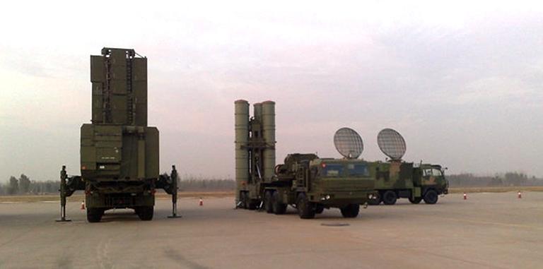تحليل : صور الأقمار الصناعية تؤكد مواصفات منظومات S-300 PMU2 الإيرانية S-300PMU2-Favorit-PLA-96L6-8P85TE2-1S