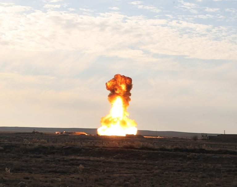 S-500 53T6-Gazelle-ABM-Launch-1S