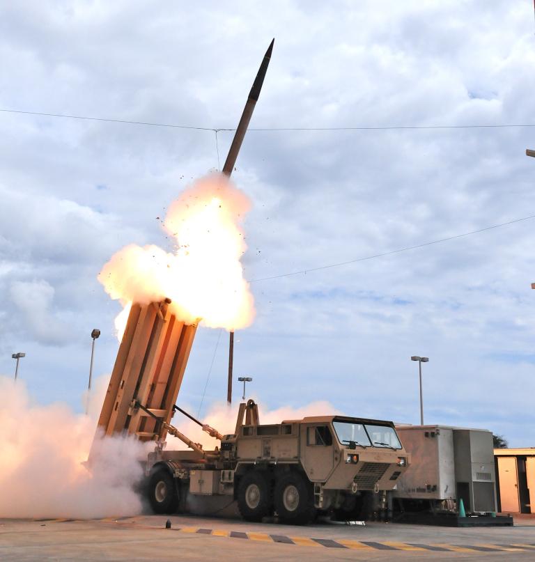 S-500 THAAD-Launch-TEL-MDA-1S