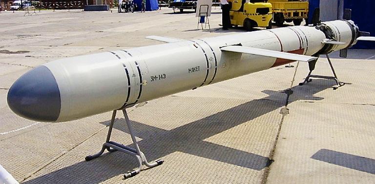 روسيا حليف الصين تزود اعداء الصين بصواريخ قادرة على تهديدها !! 3M14E-Club-S-LACM-1S