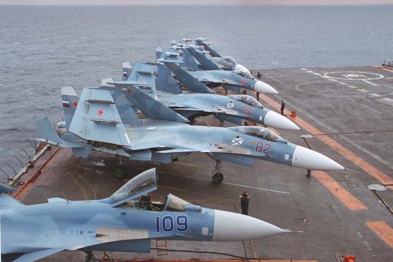 Russian Naval Aviation: News - Page 18 KnAAPO-Su-33-1