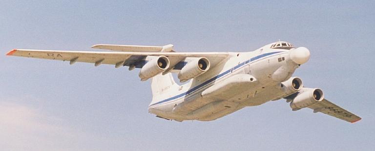 أسـلحــة اللـيـزر تقـف على مفـترق طــرق Beriev-A-60-Laser-Testbed-7S