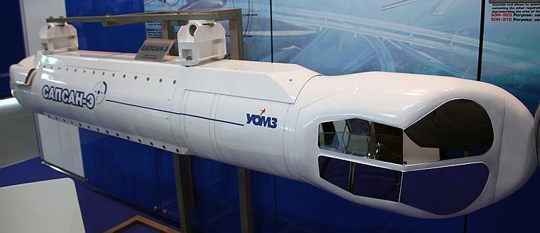 المقاتلة البحرية mig29 k UOMZ-Sapsan-E-EOTS-VVK-1S