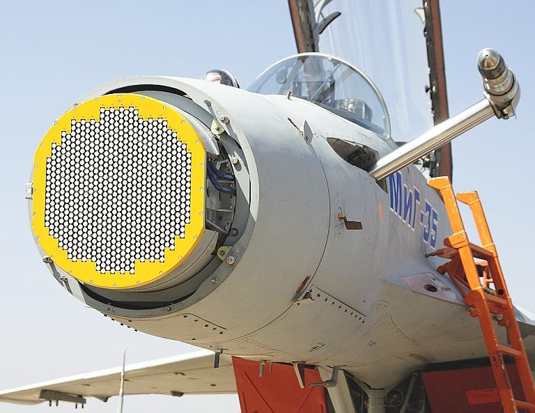 مـصـر و تطوير القوه الجويه  Zhuk-AE-MiG-35-2S