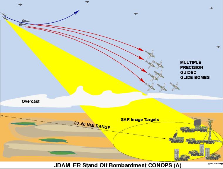 مصر استلمت قنابل JDAM مع صفقة الاف 16 بلوك 52  JDAM-ER-CONOPS-1AS