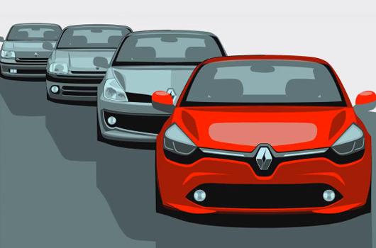 [Présentation] Le design par Renault - Page 22 Renault-Clio-family