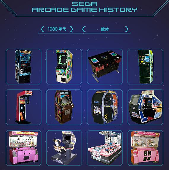 L'histoire des jeux d'arcade Sega SegaArcade_Target2