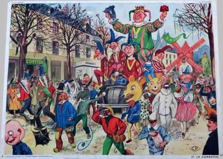 le tableau de Martin du 4 mai trouvé par Martine Planche-pedagogique_Rossignol_Le-Carnaval