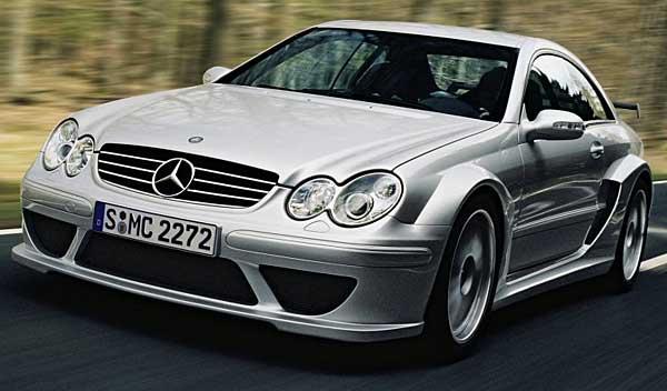 (C209): Edição especial Classe CLK DTM AMG 2004 CLK_DTM_AMG_1_T