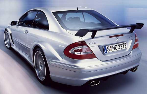 (C209): Edição especial Classe CLK DTM AMG 2004 CLK_DTM_AMG_2_T