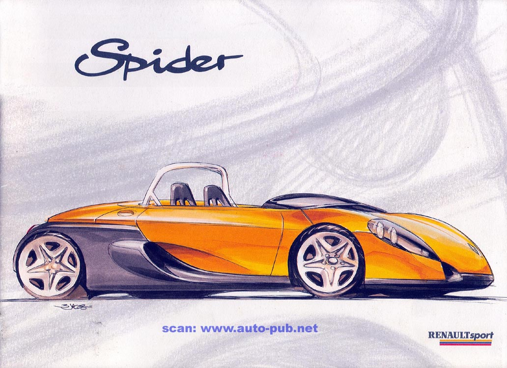 [Présentation] Le design par Renault - Page 16 Renault_Spider_cat_1
