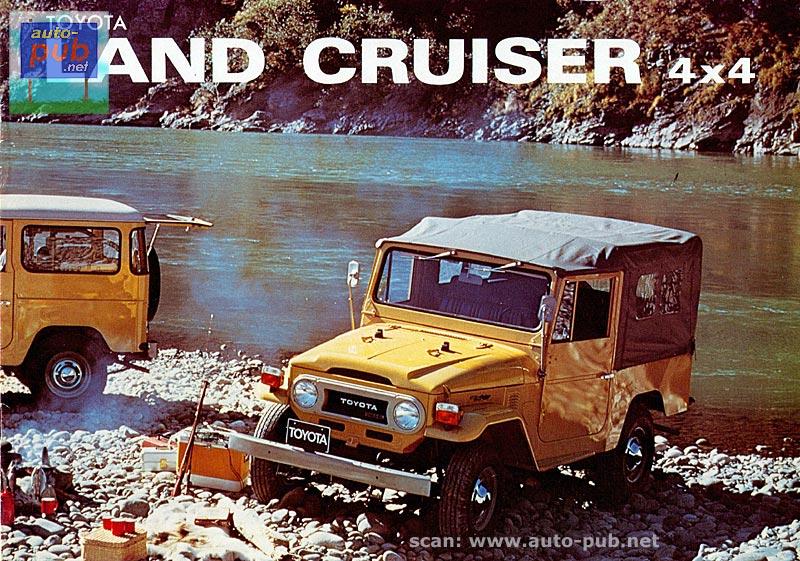 RC4WD - Gelande 2 RTR - FJ40 Cruiser Land_Cruiser_76_page1
