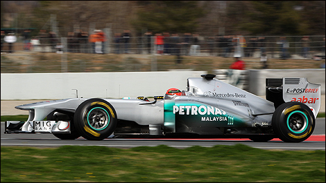 F1 - Page 15 Mercedes