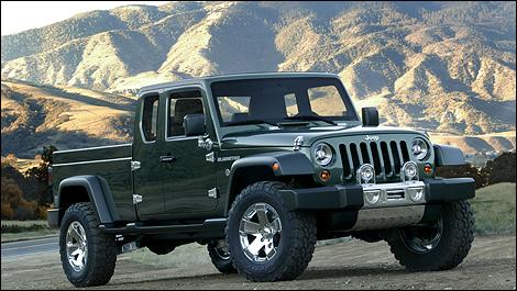 Jeep n'a pas l'argent nécessaire pour développer sa camionnette « Gladiator » Jeep-pickup-i002