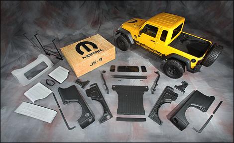 Transformer son Jeep Wrangler Unlimited en camionnette grâce à Mopar Mopar-JK-8-kit-i003