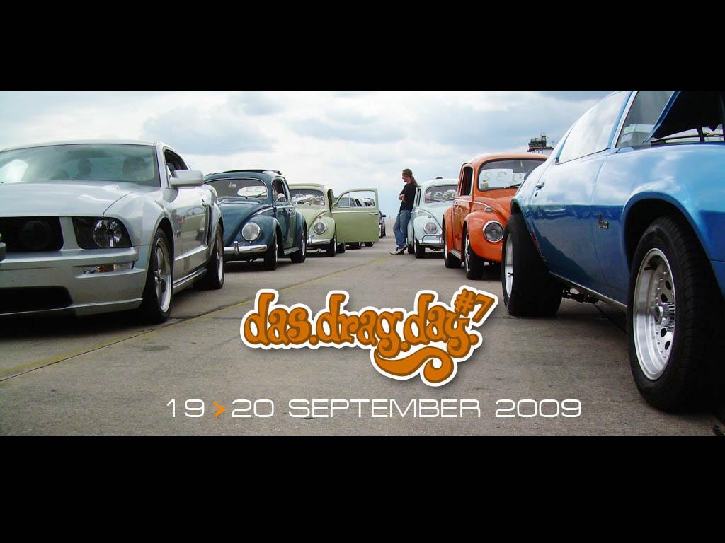 18/ 20  September 2009 Das Drag Day # 7  of het Keverzomerfestijn ? DDD7