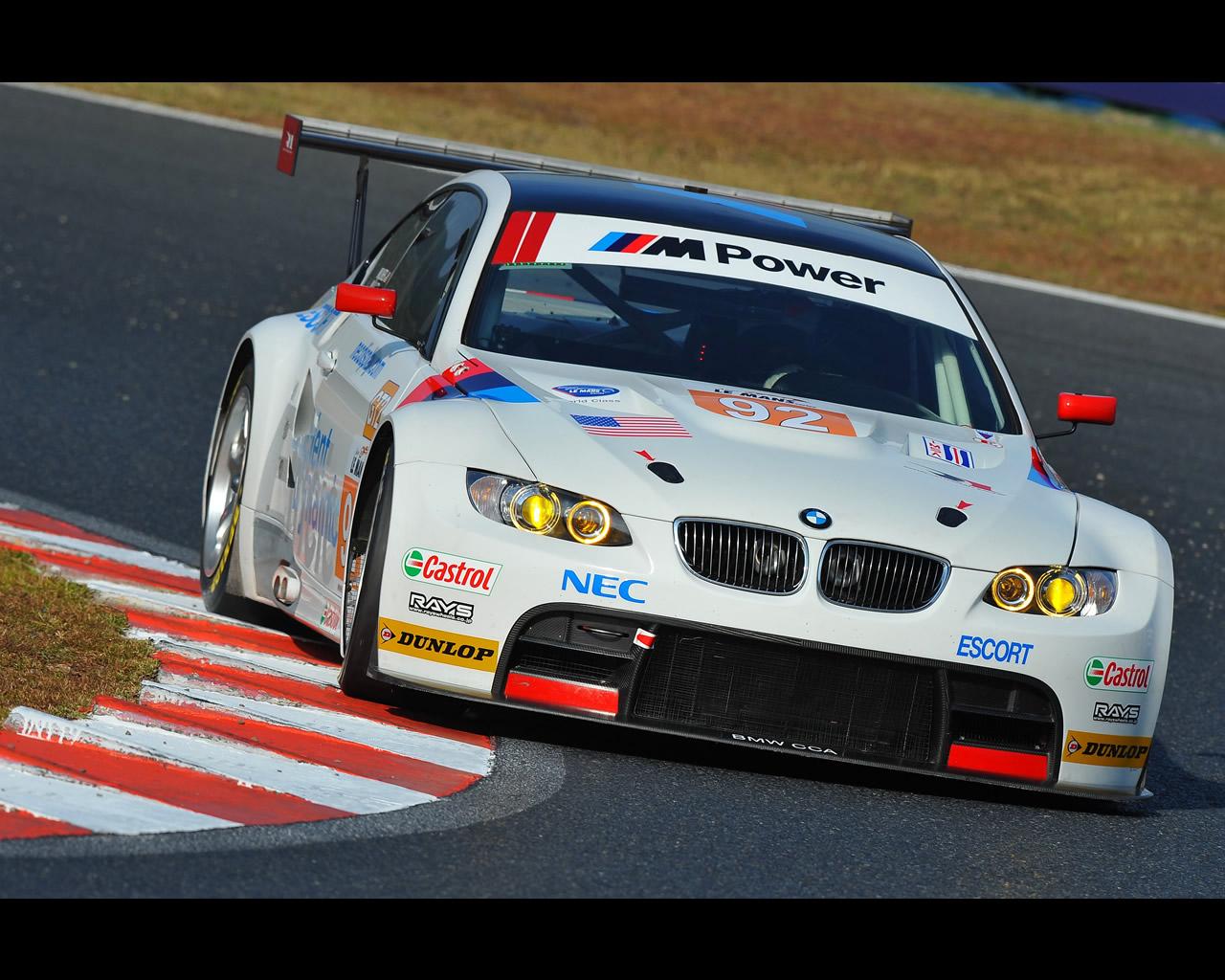 Les BMW de l'endurance 4