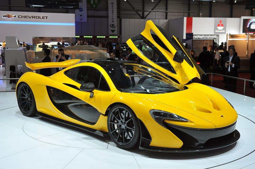 I'm curious....(Top 15 Cars) Mclaren-p1-geneva