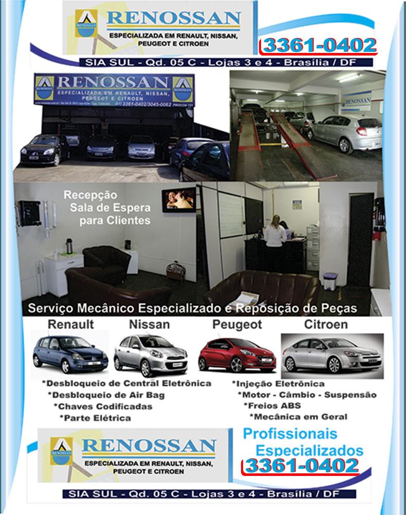Indicação de oficinas que trabalham com câmbio automático em BRASÍLIA-DF Base_Renossan