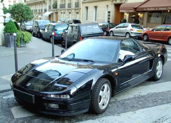 Les voitures de vos rêves Honda_nsx_black