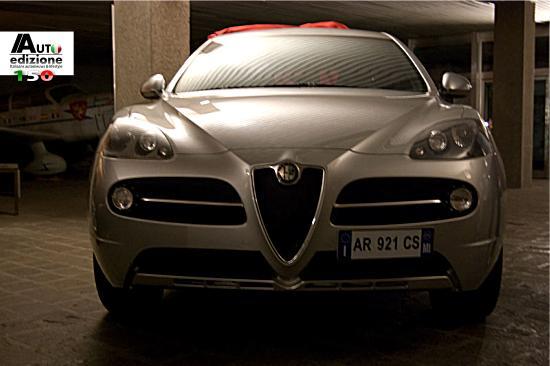 [Sujet officiel] Les voitures qui n'ont jamais vu le jour - Page 12 Alfa-Romeo-SUV