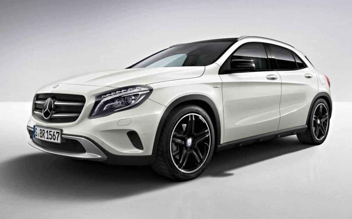 Nomenclatura dos modelos - Página 3 Mercedes-Benz-GLA-Edition