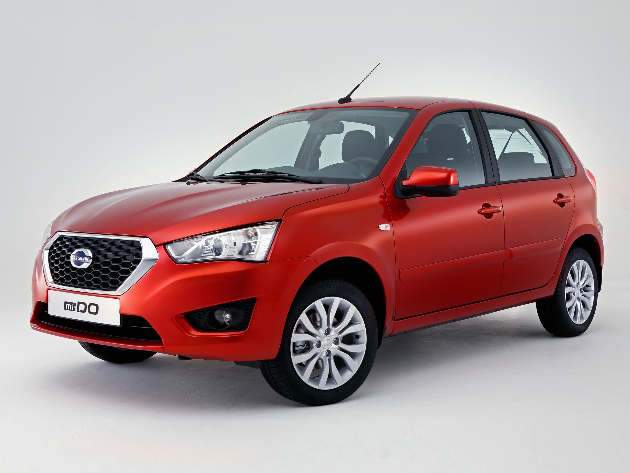 2014 - [Datsun] mi-DO - Page 2 Datsun-reveals-mi-do-hatchback-in-russia-based-on-lada-kalina-video-photo-gallery_2