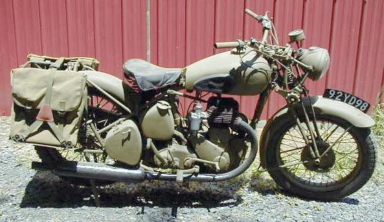 Motos anglaises BsaM20_Vintage-imports