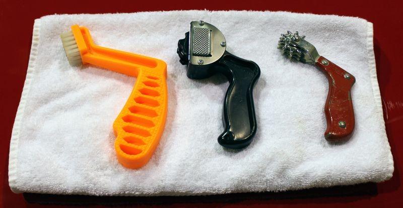 info: tamponi spugna Vs tamponi in lana - Pagina 2 PadCleaningBrushesSpurs