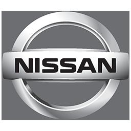 Wagon frame stamp Nissan-emblem