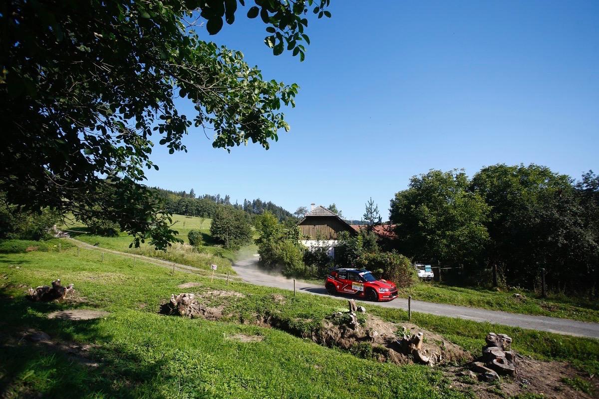 ERC - Championnat d'Europe des rallyes _762080