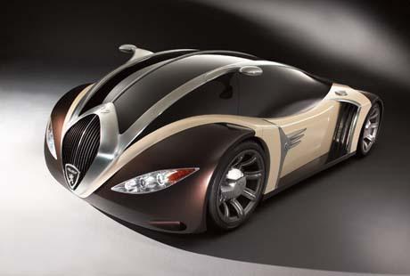 صور للسيارة الرائعة كورولا من الداخل والخارج  Peugeot_4002-18_concept_car_9-2003
