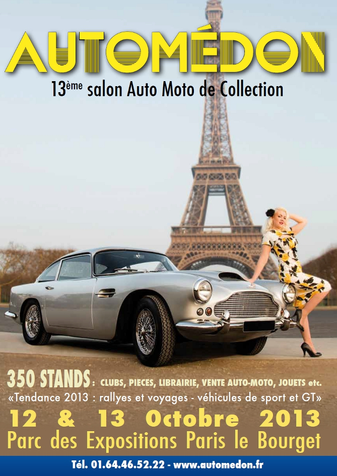 [AUTOMEDON] Le Bourget (95) les 12/13 Octobre Affiche_grand_format