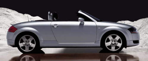 Guide d'achat de l'Audi TT TTroadster