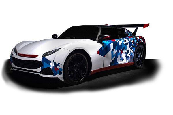 Tesla : la model 3 dévoilée - I - Page 2 Pariss-electric-gt