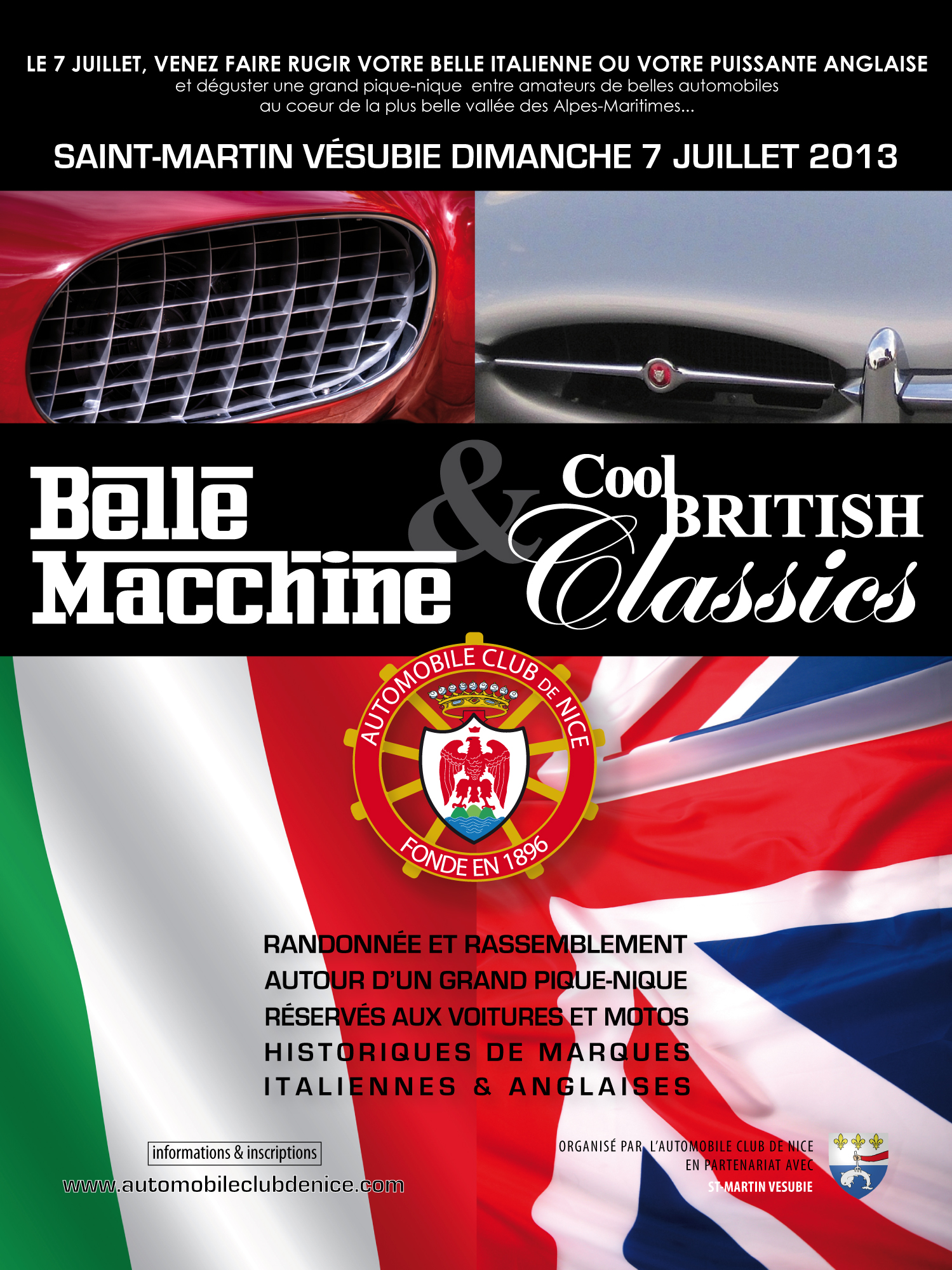 [07/07/13][06]Belle Macchine & Cool British Classics  Visuel-flyer-belle-macchine--cool-classics