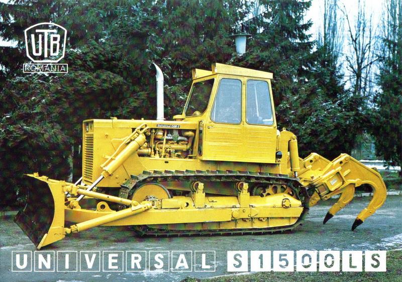 Universal (UTB) trattori Utb_s1500ls-1