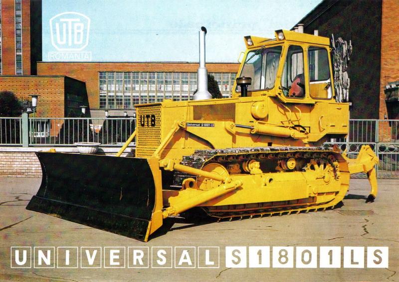 Universal (UTB) trattori Utb_s1801ls-1