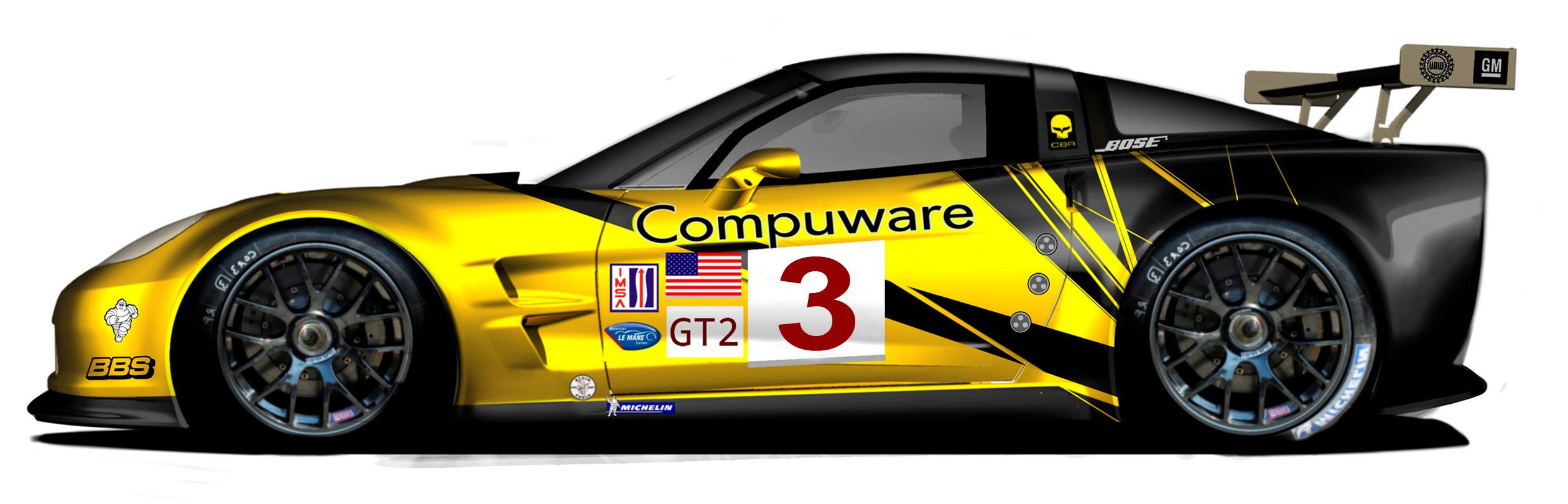 Kyosho Inferno GT2 ve de Trankilou & Trankilette - Page 3 Gt2-corvette-c6-r-15