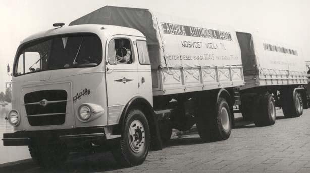 Kamioni  Fap-18