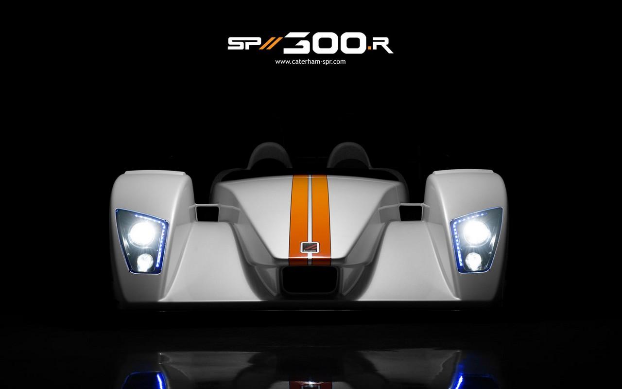Lotus Caterham SP/300.R Caterham-Lola-SP300.R-1