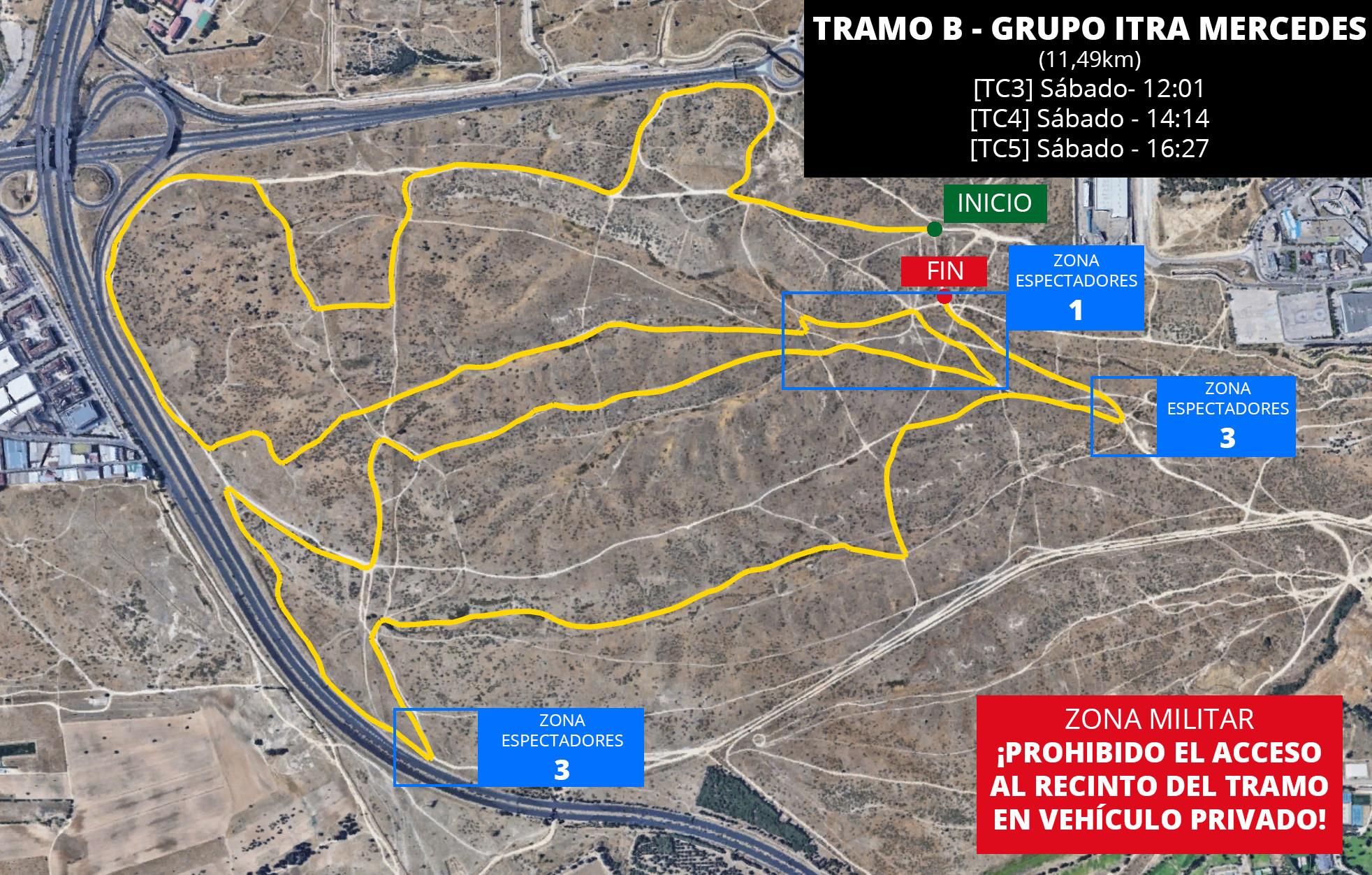 CERT: 2º Rallye de Tierra de Madrid [29-30 Noviembre] TC-B-GRUPO-ITRA